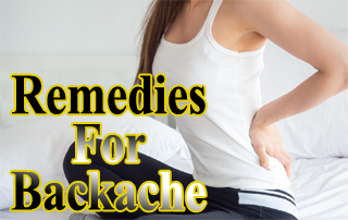 Remedies For Backache, Quick Relief From Backache, Pain, Back Pain, Backache, Arthritis, Joint Pain, Backpain, Muscle Pain, Relief From Pain