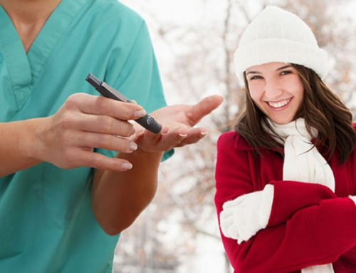 Winter tips for Sugar Patients