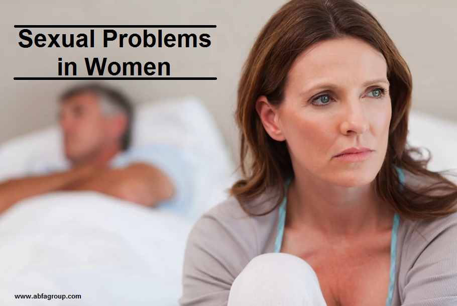 Types of Sexual Problems in Women