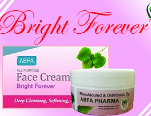 Bright Forever one of the best anti-wrinkle cream in Pakistan