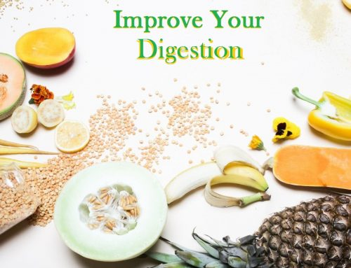 Improve your digestion system using these super foods