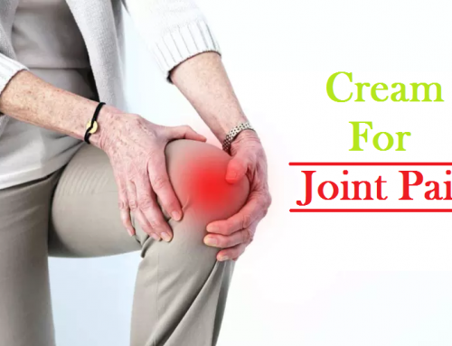 The Best Cream for all Types of Joint Pains